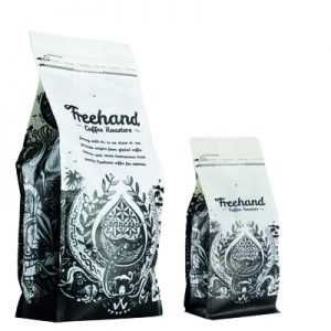 Freehand Coffee Espresso 1KG and 250G